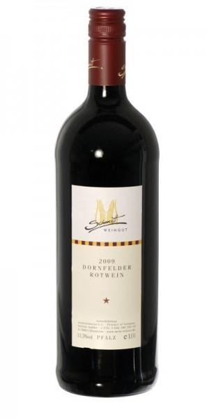 Dornfelder Rotwein lieblich 2019